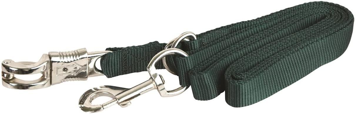 GATSBY LEATHER COMPANY 284222 Adjustable Nylon Crossties with Panic Strap Hunter, 5-9 Foot