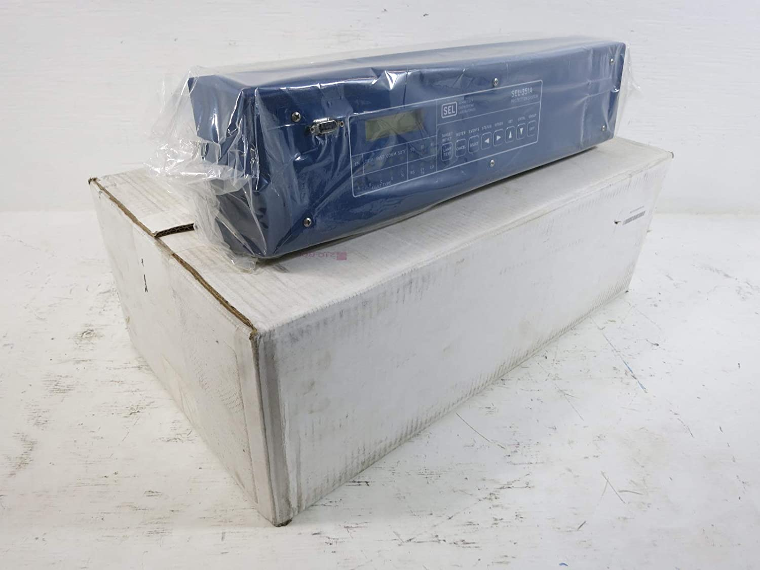 New Schweitzer Engineering SEL-351A Protection System SEL351A 48/125Vdc 120V Nib