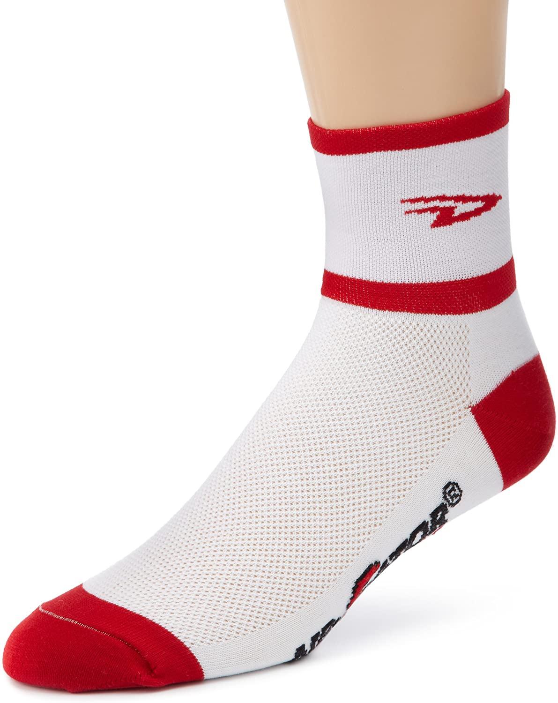 DEFEET Men's Aerator D-Team Sock
