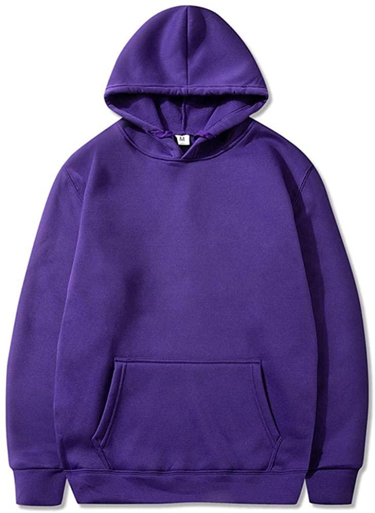 WJPL Unisex Oversized Hoodie Spring Sweatshirt Thin Fleece Long Sleeve Casual Coats