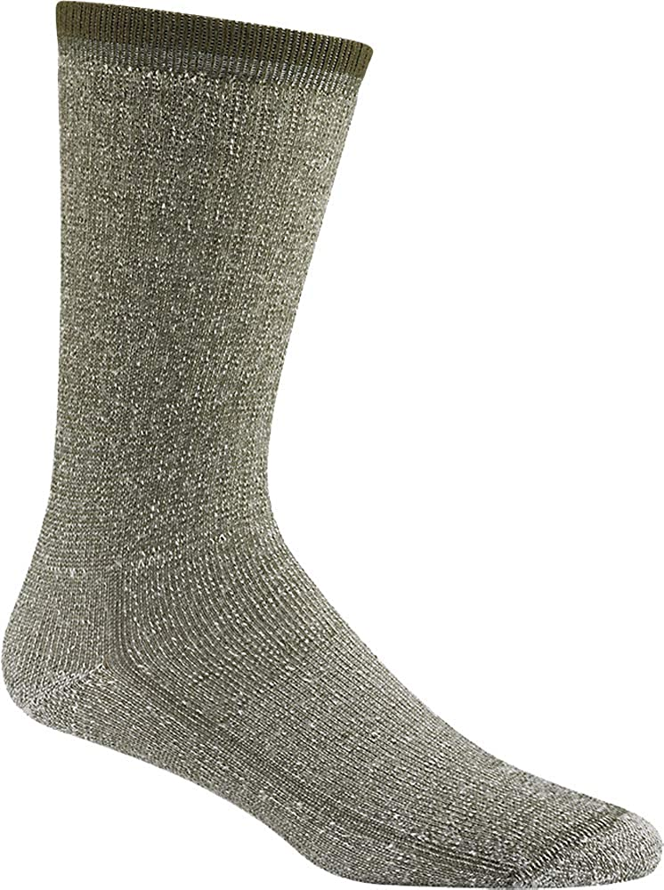 Wigwam S2322 Merino Comfort Hiker 2-Pack Sock, Olive - XL