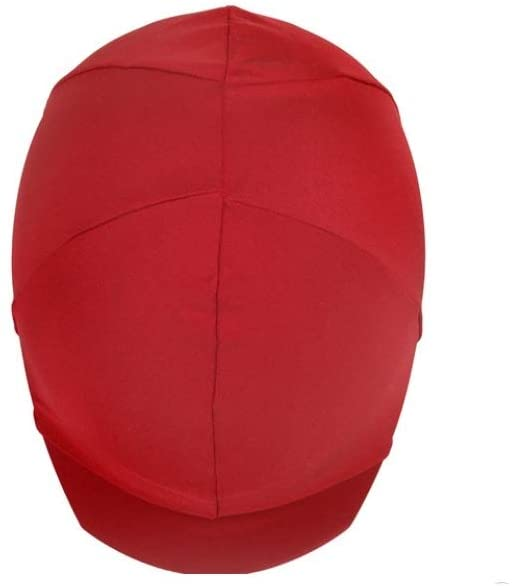 Ovation Zocks Helmet Cover, Color: Red, Size: One Size (467621RED-ONE)
