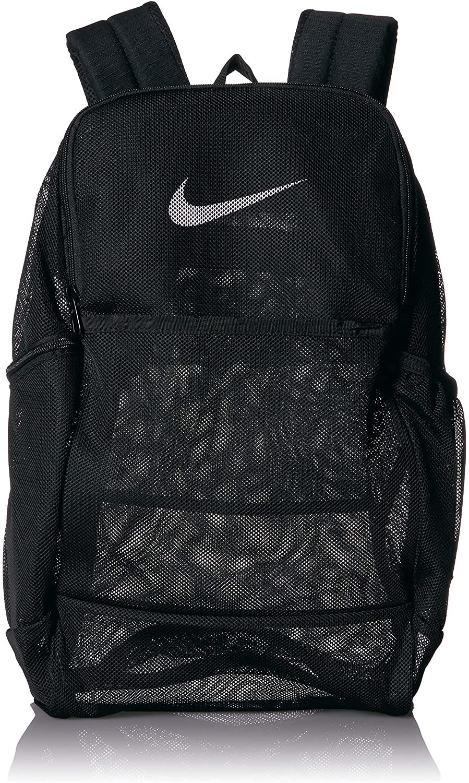 Nike Unisex-Adult Brasilia Mesh Backpack - 9.0