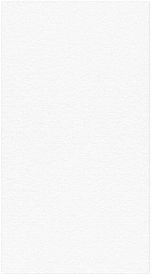 Caspari White Pearl Paper Linen Guest Towel Napkins, 12 Per Package