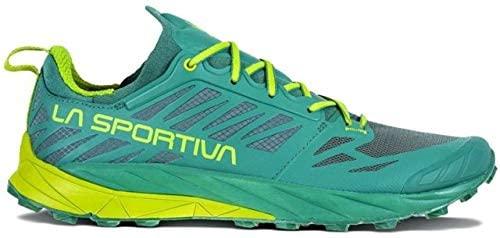 La Sportiva Kaptiva Trailrunning Shoes - Men's, Pine/Kiwi, 46 EU, 36U-714713-46
