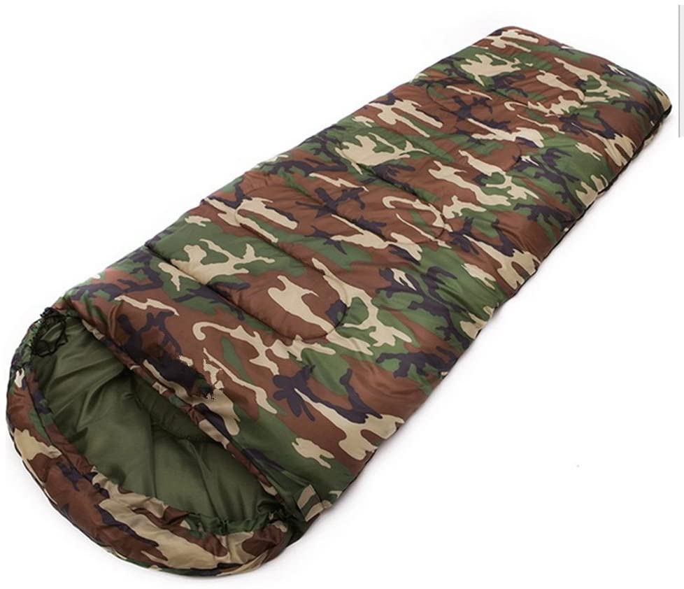 MHGAO Down Sleeping Bags/Outdoor/Thickening/Single/Ultra Light/Warm