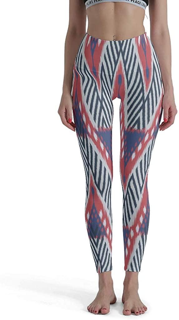 cnejduwud Women Super Soft Printed Fashion Yoga Trousers Full Length Yoga Pants