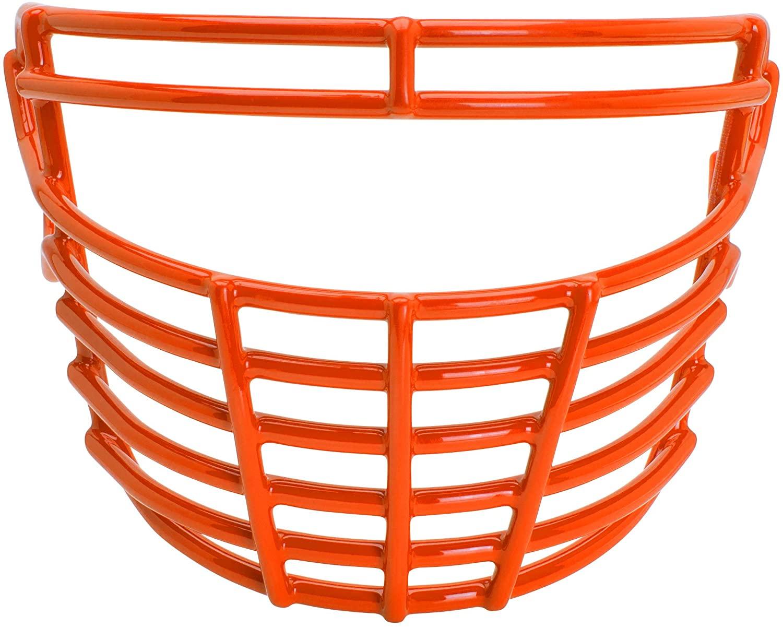 Schutt Sports Super Pro Carbon Steel ROPO DW XL SCC Football Faceguard