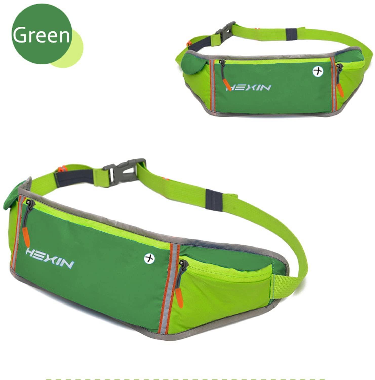 MEECASUAL Waist Pack Running Belt Workout Fanny Pack Fitness Gear Accessories for Women Men