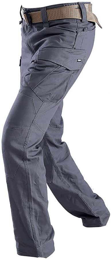 ELEPHANT DANCING Sportswear Men's Soft Shell Outdoor Pants Outdoor Hiking Pants