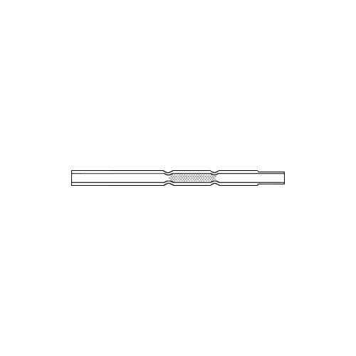 Trajan Scientific 092346 PerkinElmer AutoSystem & Clarus 500 GC Inlet Liner, ConnecTite Liner Bottom Hole, 6.2 mm Outside Diameter, 92 mm Height, 4 mm Inside Diameter (Pack of 5)