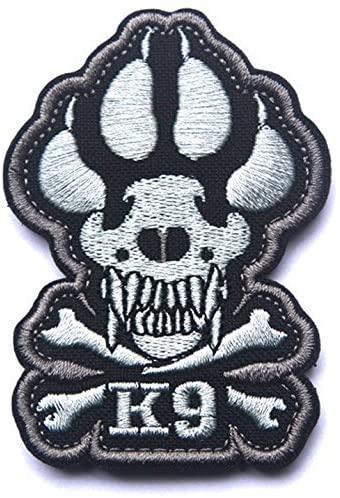 WZT K9 Morale Patch-tactical Monkey Pacth (1)