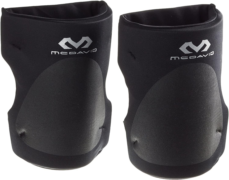 McDavid 646R Volleyball Knee Pads Black Medium