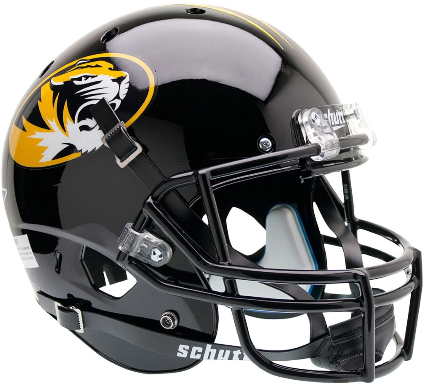 Schutt NCAA Missouri Tigers Replica XP Football Helmet