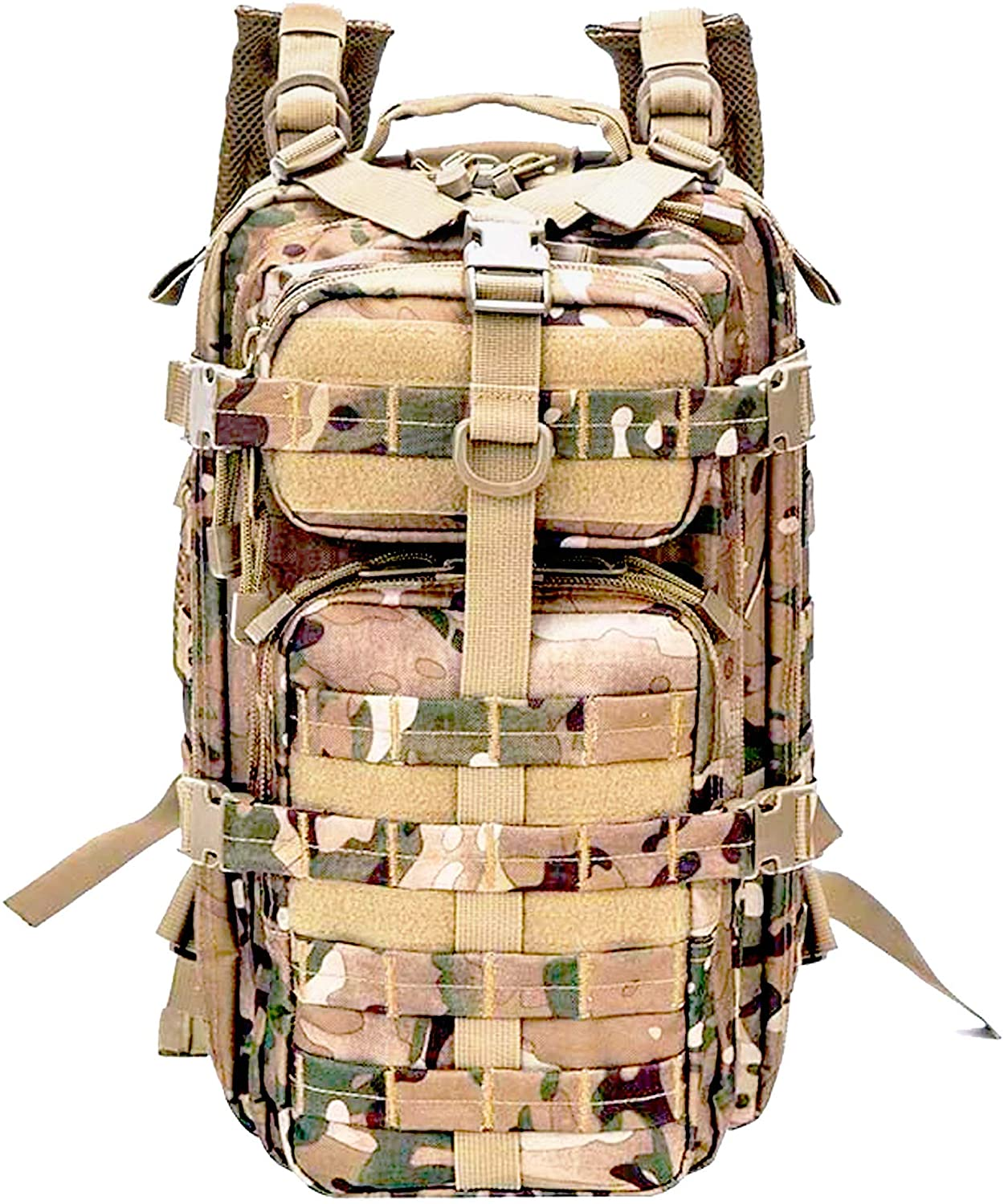 Scorpion Tactics Small Assault Backpack Small Military Tactical Backpack Army Assault Rucksack Pack Bug Out Bag ST-SAB202001
