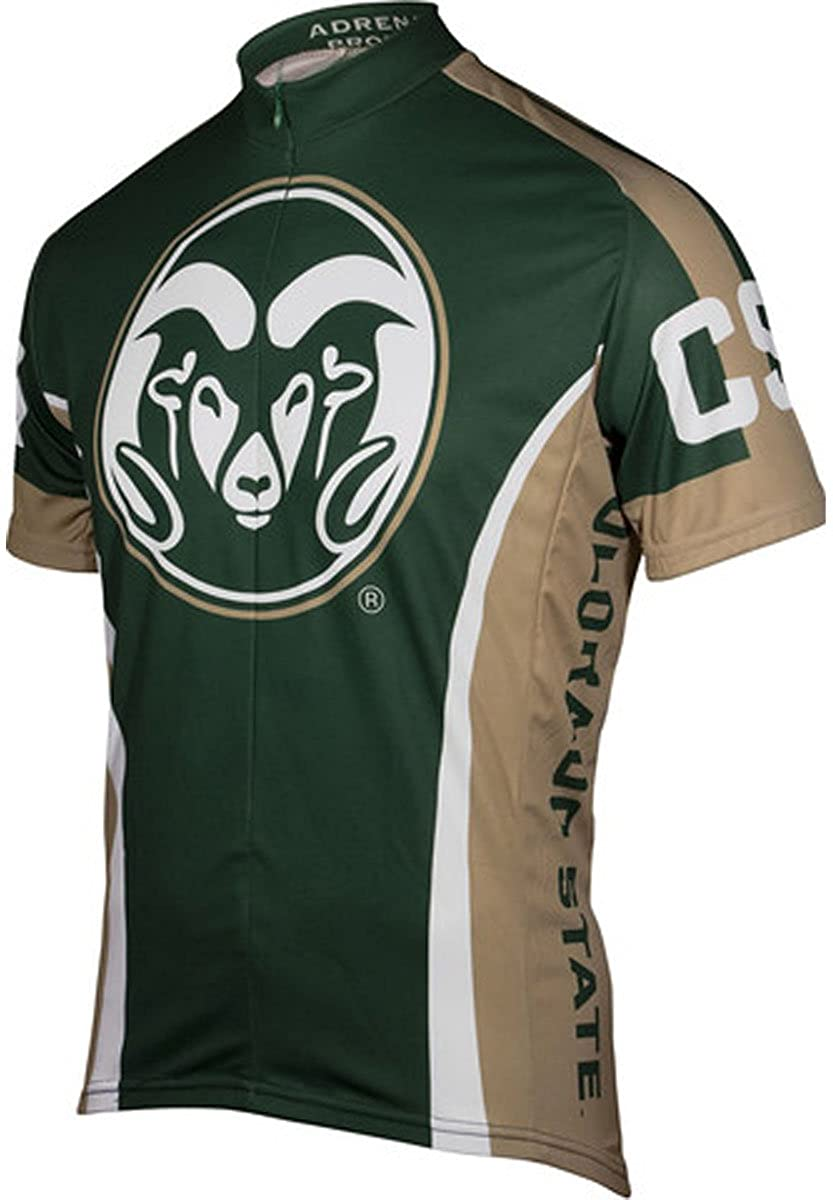 Adrenaline Promotions NCAA Mens NCAA Colorado State University Road Jersey