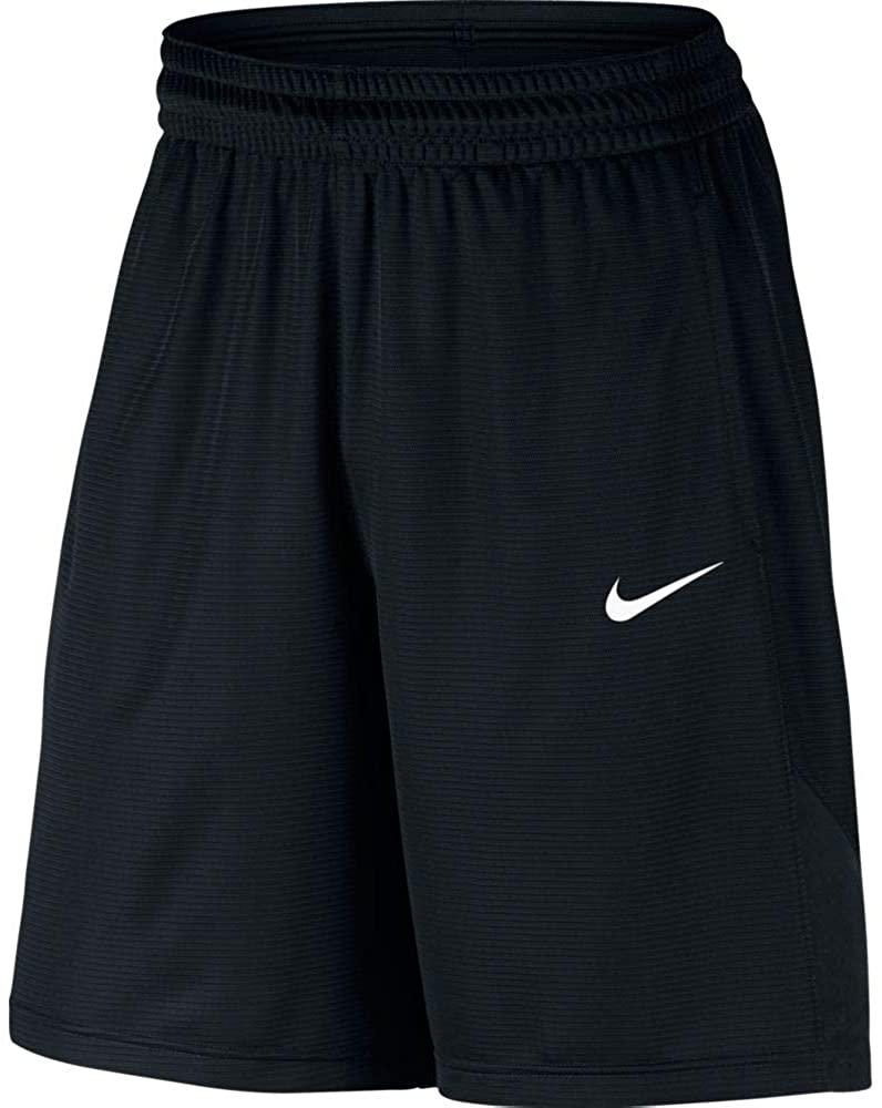 Nike Men's Basketball Shorts Black/ White Medium