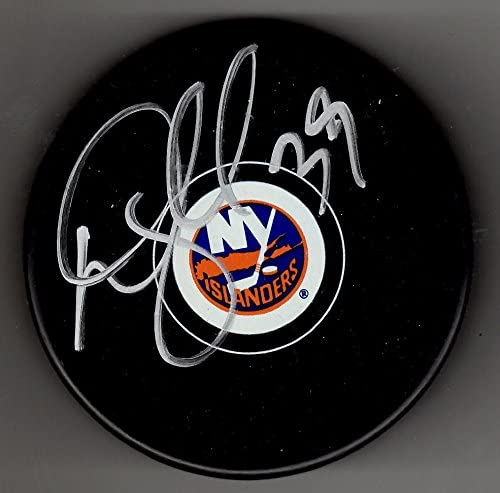Autographed Doug Weight Puck - Autographed NHL Pucks