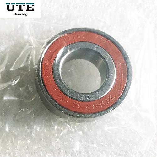 Ochoos 1pcs UTE 7004 7004C H7004C 2RZ P4 20x42x12 Sealed Angular Contact Bearings Engraving Machine Speed Spindle Bearings CNC Bearing