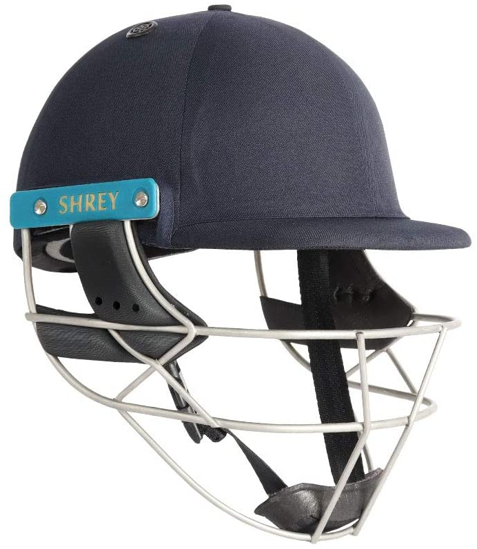 WHITEDOT SPORTS Shrey Master Classs Air 2.0 Stainless Steel Visor Cricket Helmet Size Medium