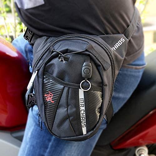 MR.CHAROS Fastrider 2018Waist Packs Leg Bag Waterproof Waistpack Motorcycle Funny Drop Belt Pouch Fanny Pack Waist Bag Belt Pack Wholesale