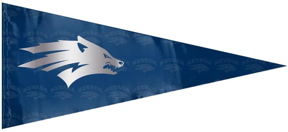 Nevada Wolf Pack Platinum Logo 12