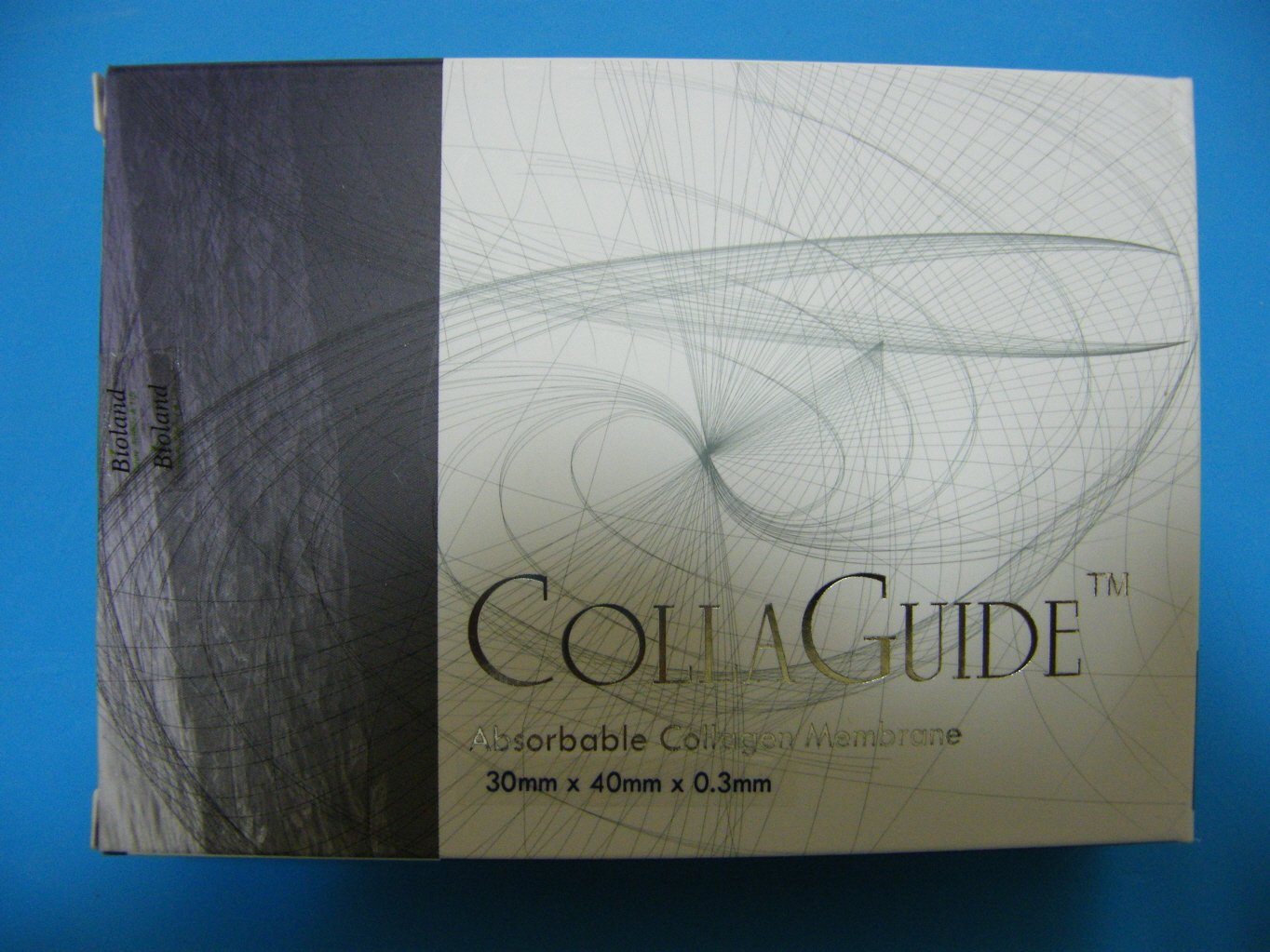 Dental Absorbable Collagen Membrane 15 * 30mm(Certified by CE1023, KFDA) FREE SHIPPING