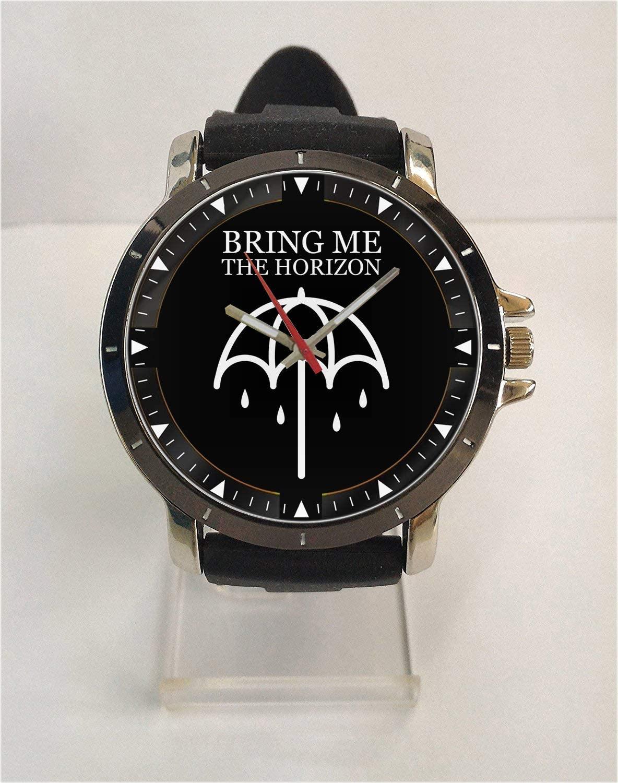 Bring Me The Horizon Custom Metal Sport Rubber Band Big Face