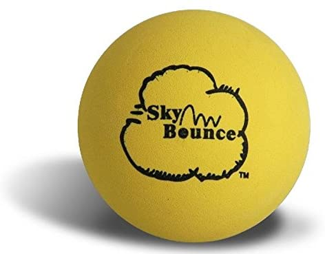 Sky Bounce One Wall Handball - Yellow -