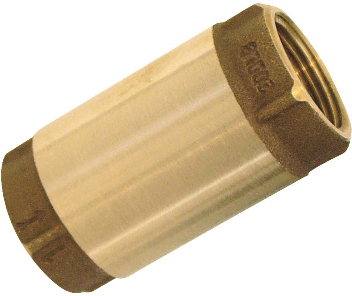 Simmons Low Lead Bronze Check Valve