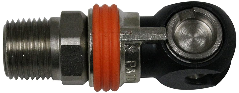 "TST 25500278 Industrial Interchange Plug SC-H, 1/2"" NPT Male"