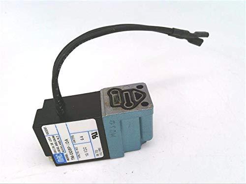 MAC VALVES INC TM-DDBP-1DA for Pneumatic Valve Applications, 4.2 WATT, Coil 12 VDC