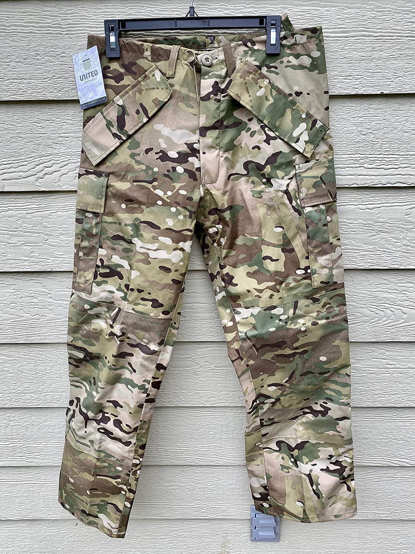 New Genuine USGI Apec Gen II Gore Tex Multicam Cold/Wet Weather Pants - Small Regular
