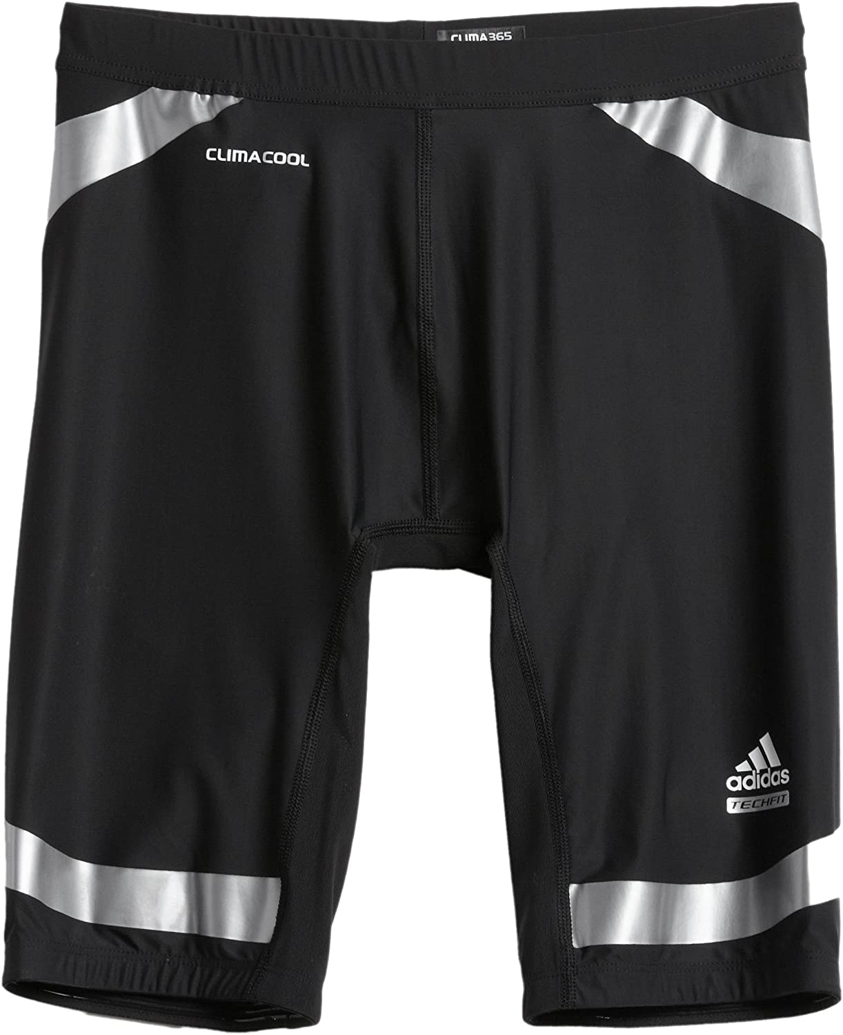 adidas Men's Techfit Powerweb Compression Short Tight