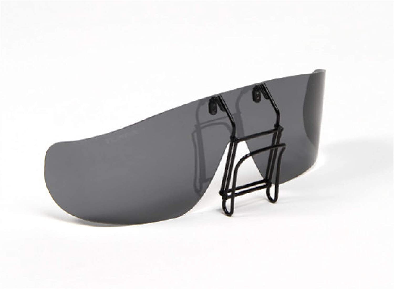 PROGLEAM Clothing and Accessory, Turnigy Clip-on Polarized Sunglasses (Black)
