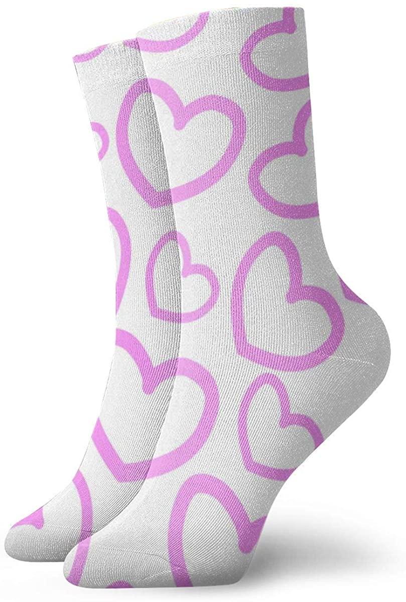 Game Life Crew Socks Shooter Heart Men Women Sock Casual Socks