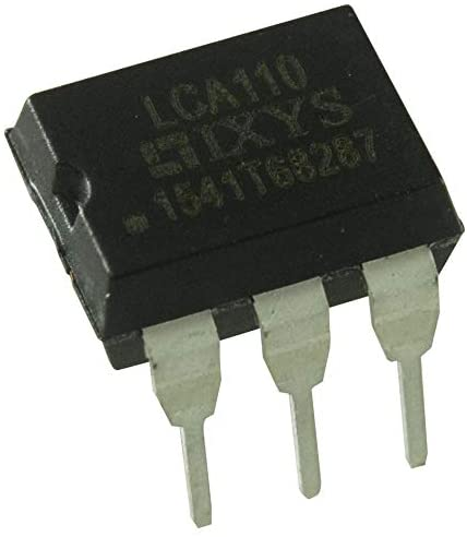 LCA110 - MOSFET Relay, 350 V, 120 mA, 35 ohm, SPST-NO, (Pack of 20)