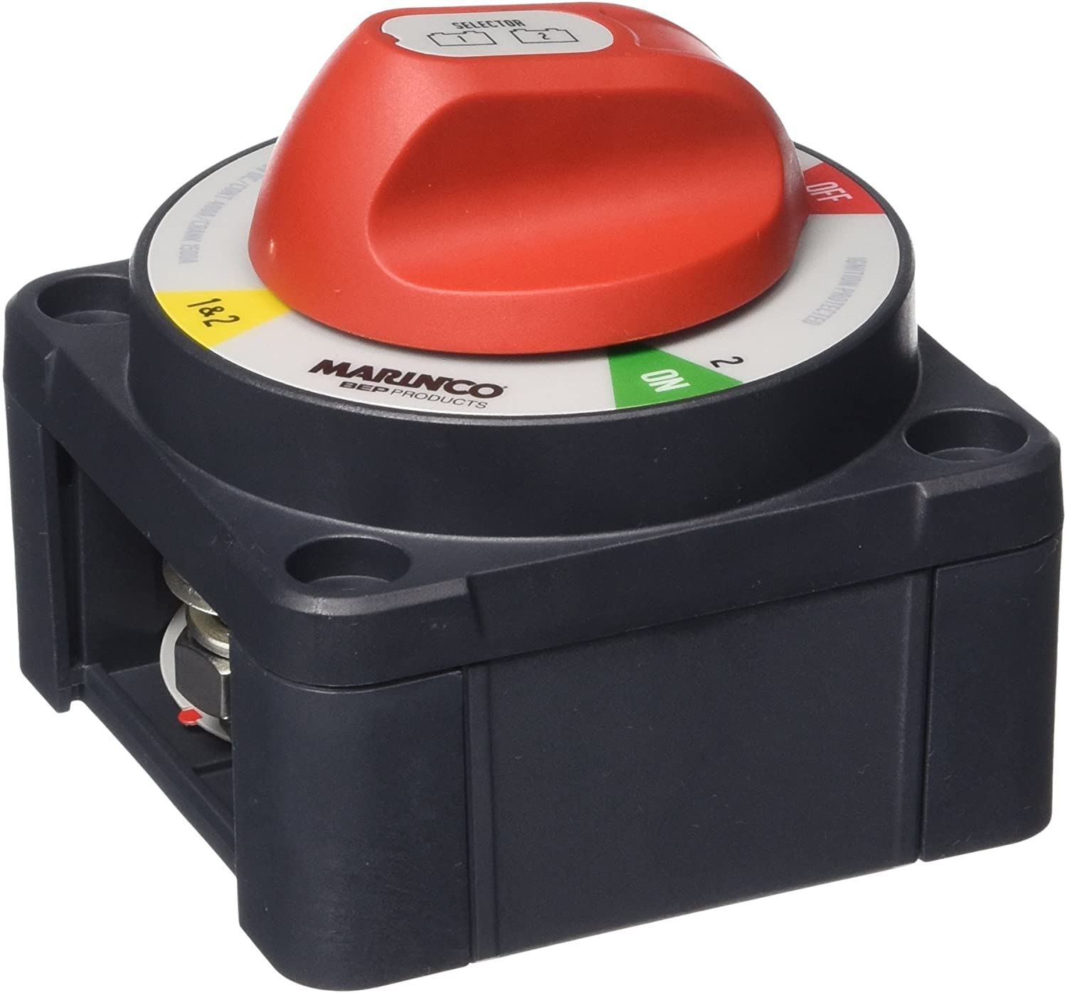 BEP Marinco Power Products Pro Installer Selector Battery Switch