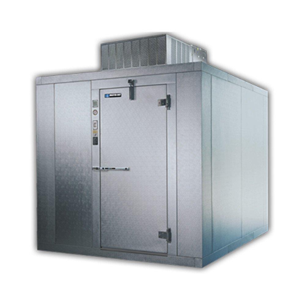 Master-Bilt MB5860808CIX Indoor Walk-In Cooler, 79 x 79 x 86, 0.75 HP, With Floor
