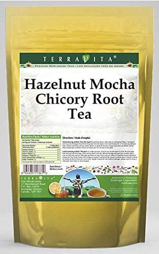 Hazelnut Mocha Chicory Root Tea (50 Tea Bags, ZIN: 560995)
