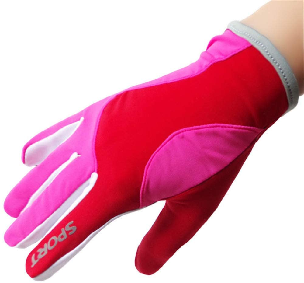 Exercise Gloves for Powerlifting Training Full Finger Touch Screen Gloves,Windproof Thermal Glove For Smartphone Texting - Hand Warmers For Men Women Cycling Riding Weights Lifting Gloves Workout