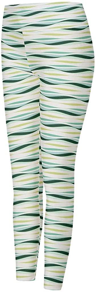 Women Comfortable Leggings Super Solid Yoga Pants Capris Capris Tights for Yoga