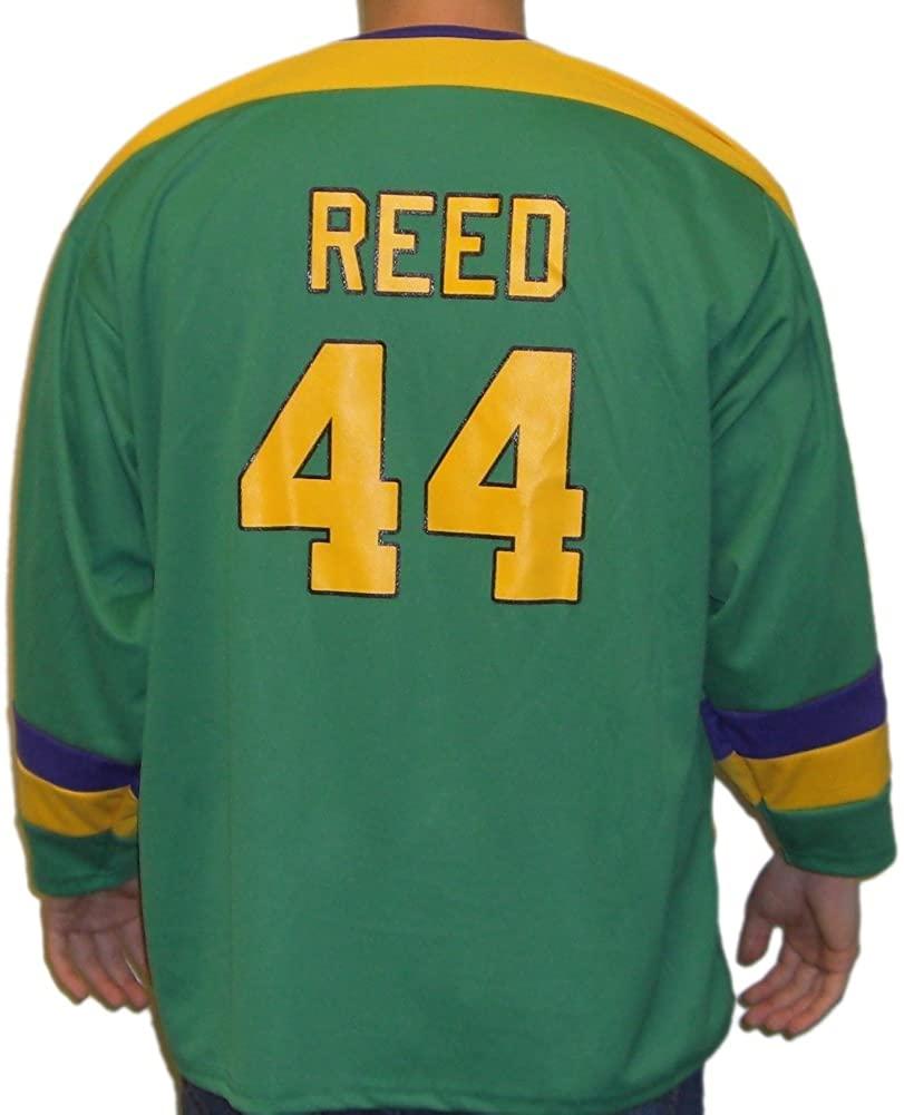 Fulton Reed #44 Ducks Hockey Jersey