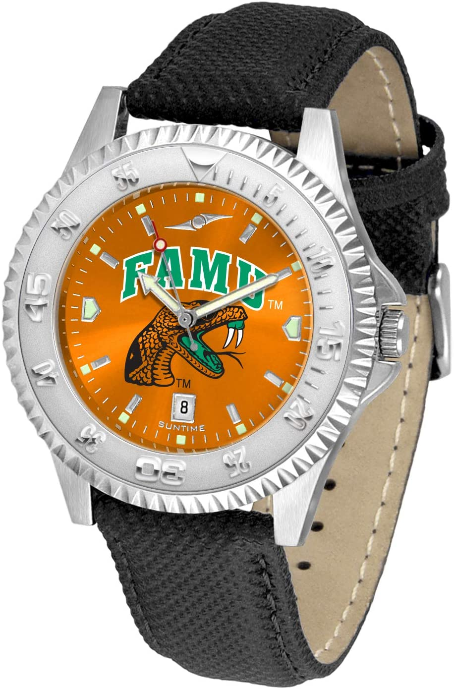 Florida A&M Rattlers Competitor AnoChrome Mens Watch