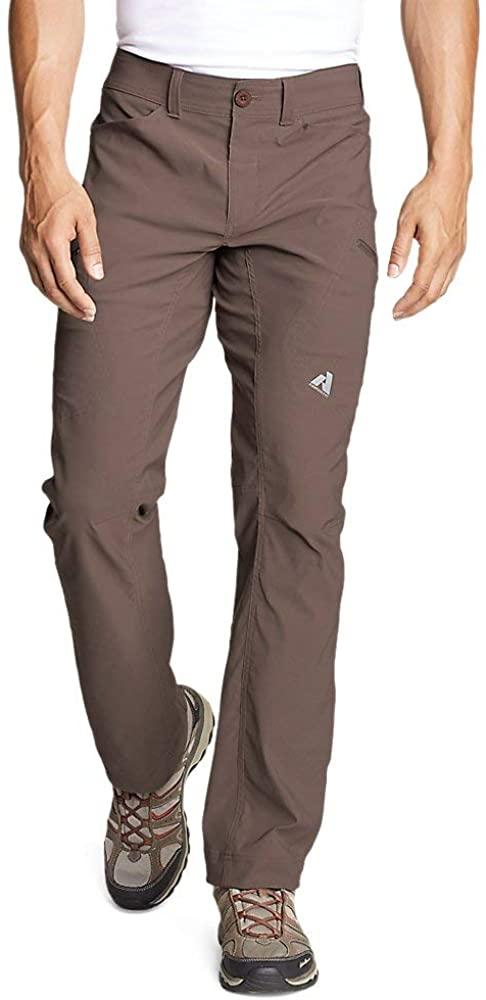 Eddie Bauer Men's Guide Pro Pants, Fossil Regular 34/36