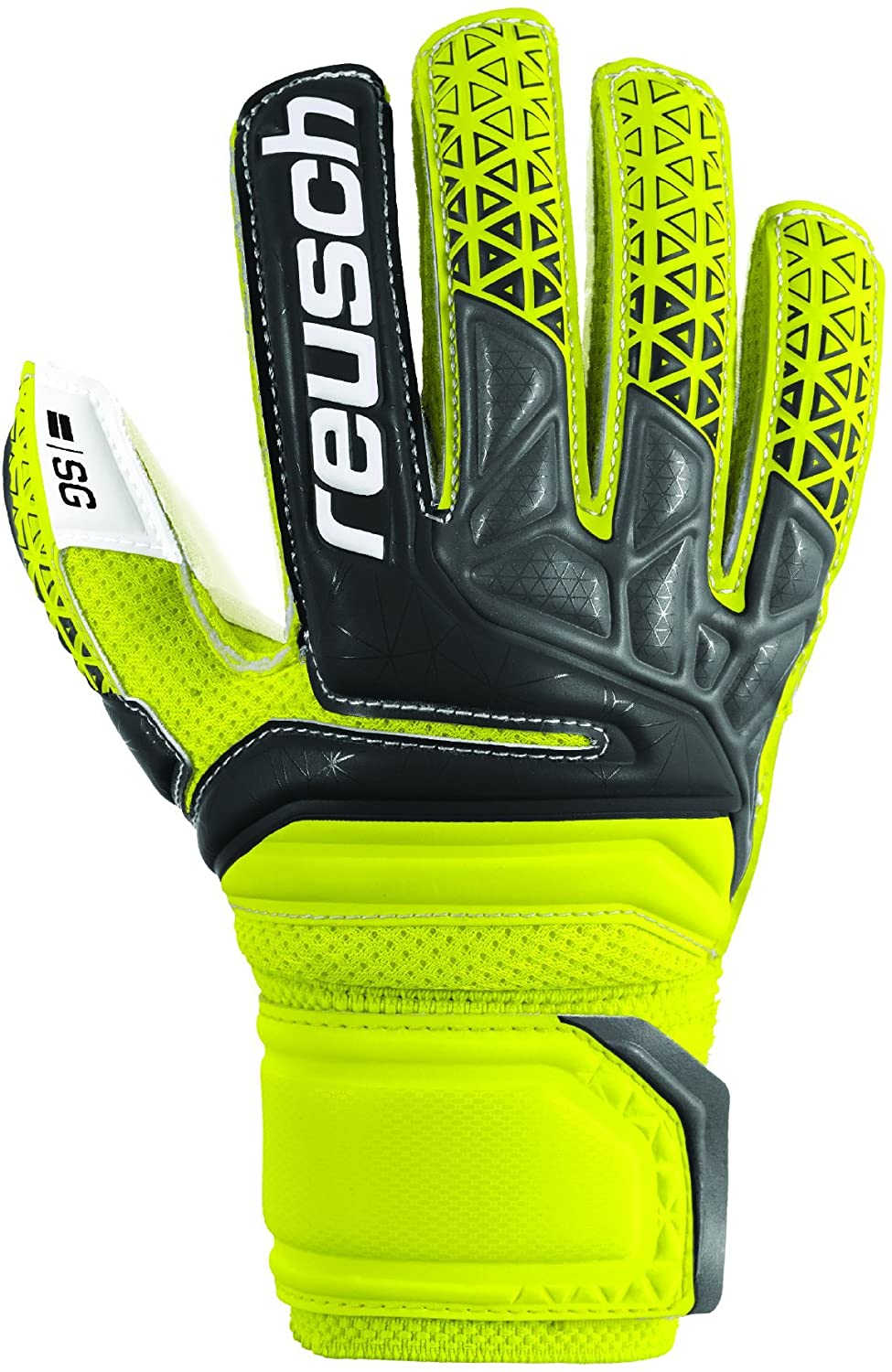 Reusch Prisma SG Finger Support Junior Goalkeeper Glove
