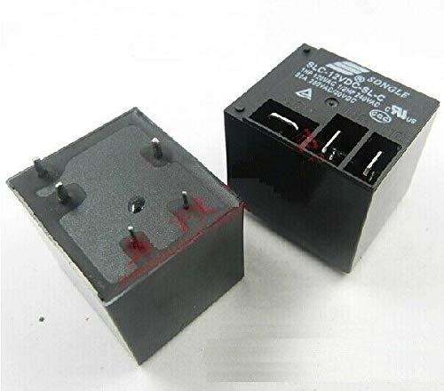 Relays 1pcs 12V T91 SLC-12VDC-SL-C Relay