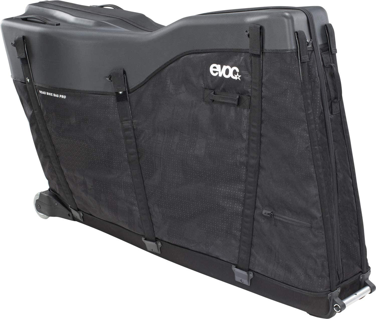 Evoc Road Travel Bike Bag Pro Black 300L