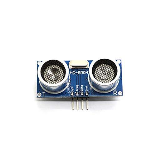2pcs/lot Ultrasonic Module HC-SR04 Distance Measuring Transducer Sensor HC SR04 HCSR04 ultrasonic transducer Sensor