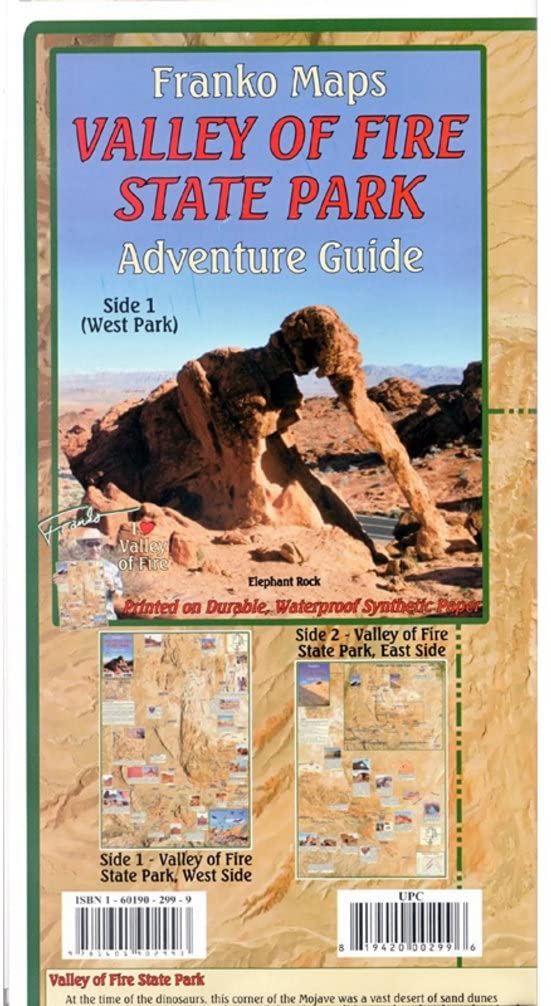 Valley Of Fire Sp Adventure Gd